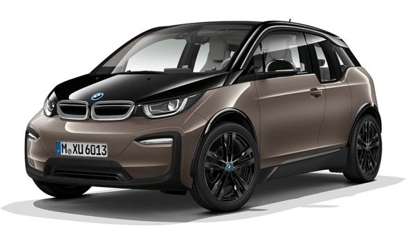 Noul BMW i3
